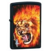 Зажигалка Zippo - Mazzi-Flame Lion (28003)