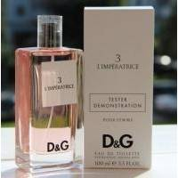 Dolce Gabbana Anthology LImperatrice 3 - туалетная вода - 50 ml