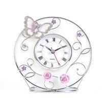Charme De Femme - Часы Бабочка на чайной розе (арт. 307-CK)
