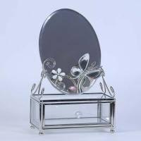 Charme De Femme - Шкатулка с зеркалом Зеркальная бабочка (арт. 300-MB-B)