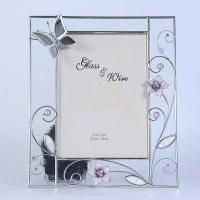 Charme De Femme - Фоторамка Колокольчики и зеркальная бабочка (арт. 320-57)