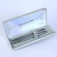Pierre Cardin - Набор Simple Silver ручки шариковая и перьевая (арт. PLPR20R/2C)