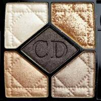 Тени для век Christian Dior - 5-Colour Eyeshadow Palette №524 Night Golds TESTER