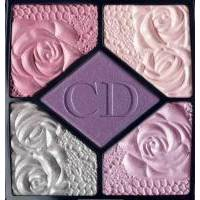Тени для век Christian Dior - 5-Colour Garden Edition 2012 №841 Garden Roses TESTER