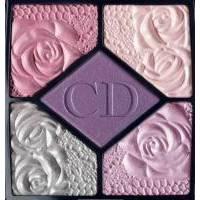 Тени для век Christian Dior - 5-Colour Garden Edition 2012 №841 Garden Roses TESTER