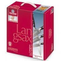 Rondell - Набор ножей + точилка Langsax 7 предметов (арт. RD-316)