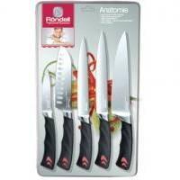 Rondell - Набор ножей Anatomie из 5 ножей в блистере (арт. RD-461)