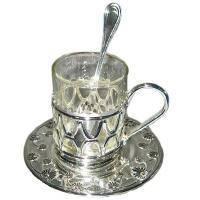 Lessner - Silver Набор для чая 3 предмета (арт. ЛС99105)