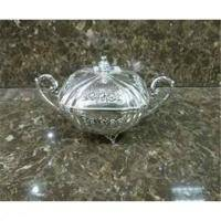 Lessner - Сахарница Silver Collection 22х14.7х13.5 см (арт. ЛС99139)