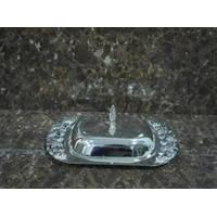 Lessner - Silver Collection Масленка 22х13х5.5 см (арт. ЛС99122)