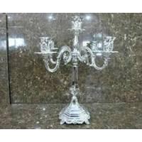 Lessner - Silver Collection Подсвечник 5 свечей 38 см (арт. ЛС99142)