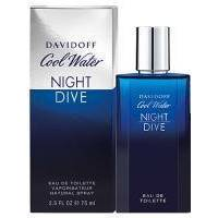 Davidoff Cool Water Night Dive - туалетная вода - 125 ml