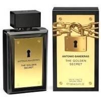 Antonio Banderas The Golden Secret - туалетная вода - 200 ml