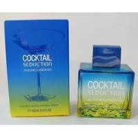 Antonio Banderas Cocktail Seduction Blue for Men - туалетная вода - 100 ml