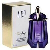 Thierry Mugler Alien Vanity Collecction - Набор (парфюмированная вода 25 + лосьон для тела 100 + косметичка)