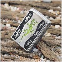 Зажигалка Zippo - Green Lizar (21149)