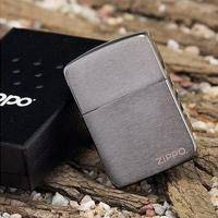 Зажигалка Zippo - Black Ice (24485)