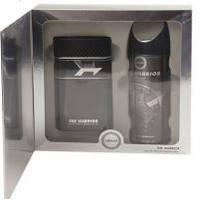 Sterling Warrior - набор (туалетная вода 100 мл + дезодорант спрей 200 мл)