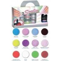 ibd - Sweeties Colored Acrylics Kit - набор цветных акрилов Леденцы