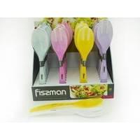 Fissman - Комплект из ложки и вилки для салата (арт. PR-7422.SD)