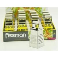Fissman - Терка четырехсторонняя 15 см (PR-7200.GR)