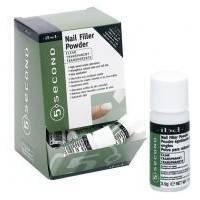 ibd - Clear Nail Filler Powder прозрачная пудра-солонка для ремонта и укрепления ногтей - 4 ml