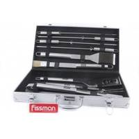 Fissman - Набор инструментов для барбекю 10 пр. с чемоданом (арт. BQ-1014.10)