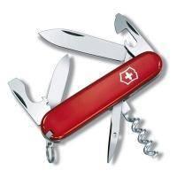 Складной нож Victorinox - Tourist - 84 мм, 12 функций красный (0.3603)