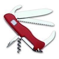 Складной нож Victorinox - Hunter - 111 мм, 12 функций нейлон красный (0.8873)