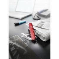 Складной нож Victorinox - Compact - 91 мм, 15 функций красный (1.3405)