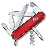 Складной нож Victorinox - Camper - 91 мм, 13 функций красный (1.3613)