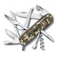 Складной нож Victorinox - Huntsman - 91 мм, 15 функций камуфляж (1.3713.94)