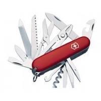 Складной нож Victorinox - Handyman - 91 мм, 24 функций красный (1.3773)