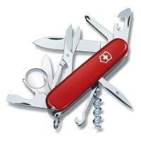 Складной нож Victorinox - Explorer - 91 мм, 16 функций красный (1.6703)