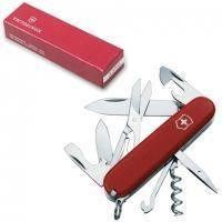 Складной нож Victorinox - EcoLine Climber - 91 мм, 14 функций нейлон красный (3.3703)