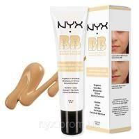 NYX - ВВ-крем для лица BB Cream Golden BBCR03 - 30 g