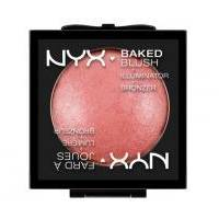NYX - Запеченные румяна Baked Blush Statement Red BBL02 - 6.5 g