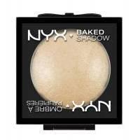 NYX - Запеченные тени Baked Eye White Creme BSH16 - 3 g