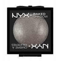 NYX - Запеченные тени Baked Eye Silver Haze BSH20 - 3 g