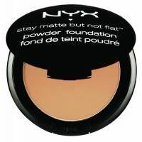 NYX - Матирующая пудра Stay Matte But Not Flat Medium Beige SMP06 - 7.5 g