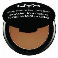 NYX - Матирующая пудра Stay Matte But Not Flat Caramel SMP10 - 7.5 g