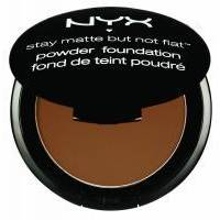 NYX - Матирующая пудра Stay Matte But Not Flat Chestnut SMP15 - 7.5 g