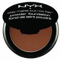 NYX - Матирующая пудра Stay Matte But Not Flat Deep Dark SMP20 - 7.5 g