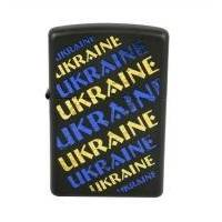 Зажигалка Zippo - Ukraine Grunge (218UG)