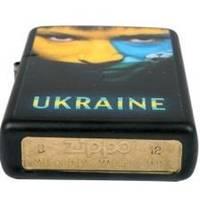 Зажигалка Zippo - US Ukraine Soccer Face (218US)
