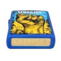 Зажигалка Zippo - UF Ukraine Fist (229UF)