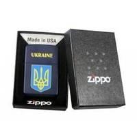Зажигалка Zippo - Ukraine Coat of Arms 1 (239UC)