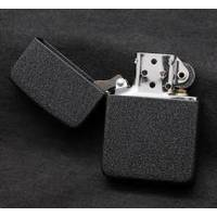 Зажигалка Zippo - Replica 1941 Black Crackle (28582)