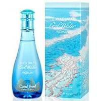 Davidoff Cool Water Woman Coral Reef Edition - туалетная вода - 100 ml