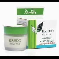 Dzintars - Kredo Natur Питательный Ночной Крем Для Сухой Кожи Лица И Шеи - 50 ml